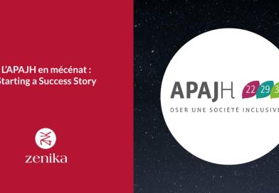 L'APAJH en mécénat : Starting a Success Story