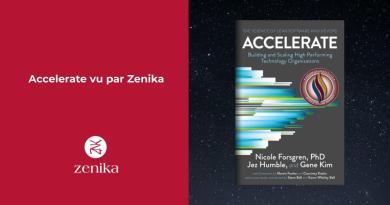 Accelerate vu par Zenika