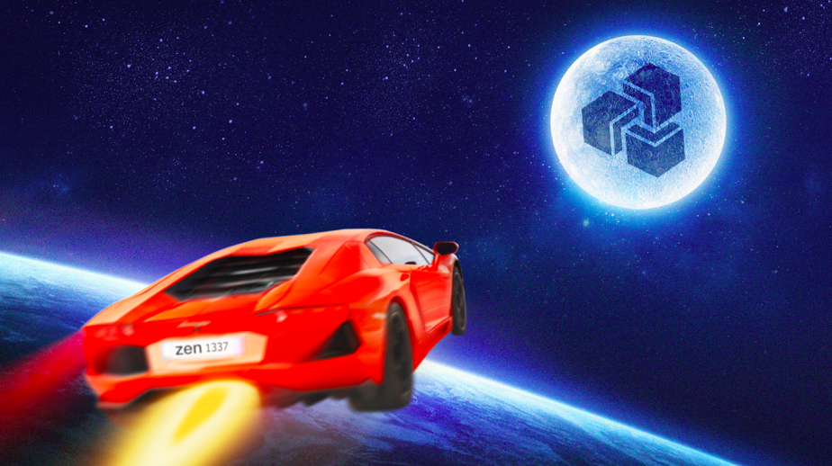 ZenCash: When Moon?  When Lambo?
