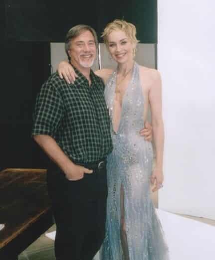 Lawrence Grobel Sharon Stone