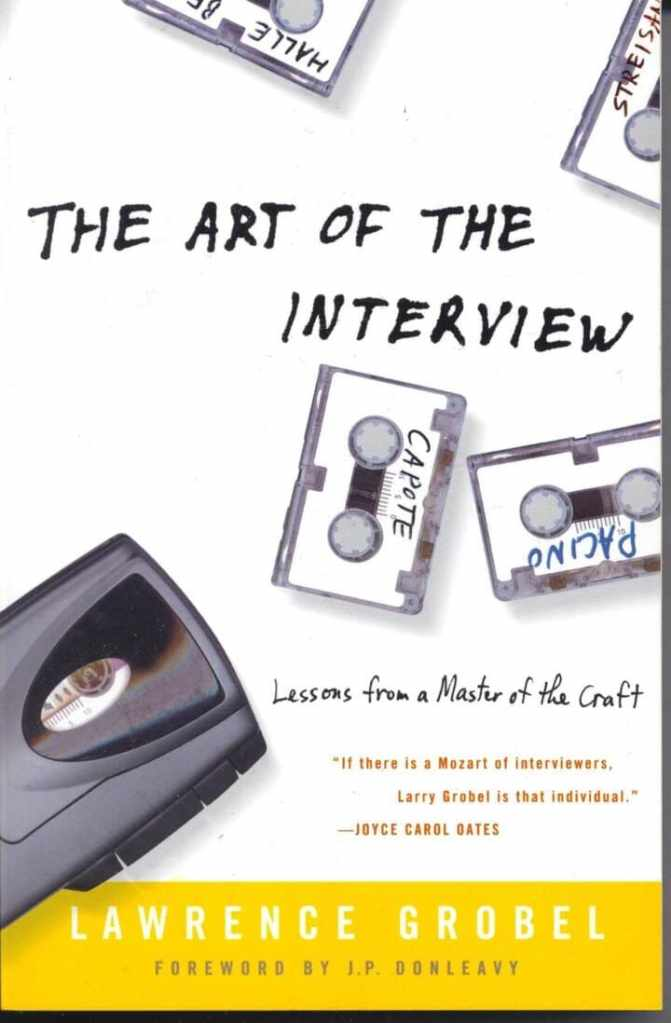 how to do a press interview