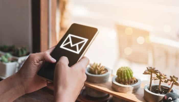 sending email newsletter