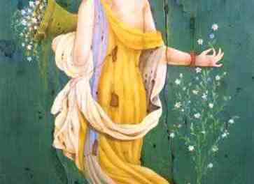 About Flora – the Roman Goddess of Flowers and Spring