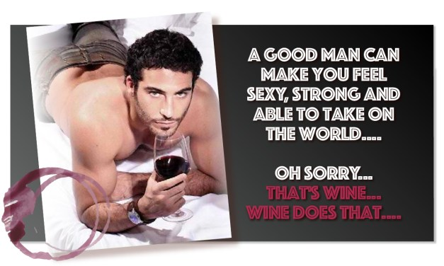 A wine a day keeps the whining away