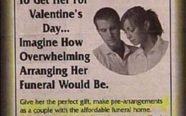 10 Valentine's Day Fails You'll Be Glad You Didn't Do