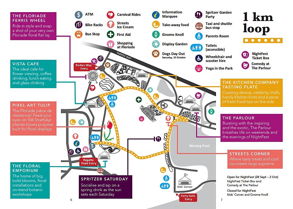 Floriade Program 2016