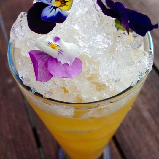 Pansy Cocktail