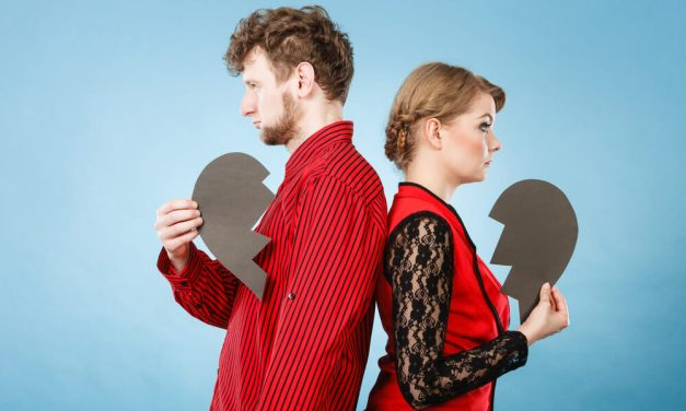 The 'Funny' in Break-Up Stages