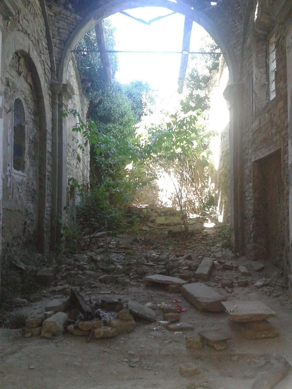 Castiglioncello, il paese fantasma