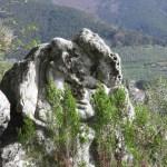 016 La guardiana - Settimo Andreoni : lo scultore dei boschi di Montemagno