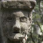 037 tempietto 2 - Settimo Andreoni : lo scultore dei boschi di Montemagno