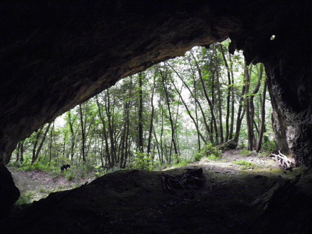 La grotta del Troll ovvero la grotta del Tambugione
