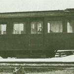 automotrice 401 - La vecchia ferrovia sotto il fiume