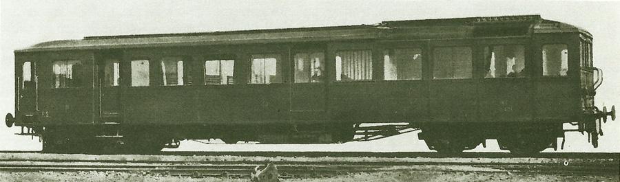automotrice 401