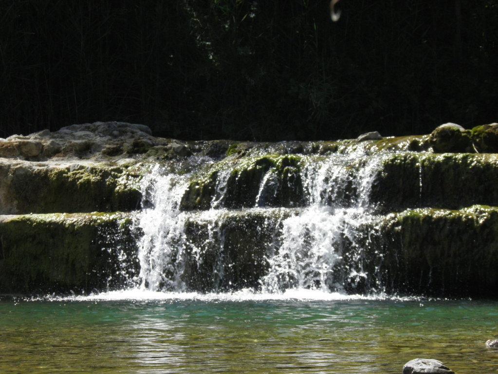 Il Pozzo di Serraiola sul fiume Cornia