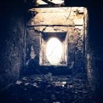 finestra ovale - La casa stregata di Pomarance