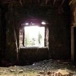 radice e finestra - La casa stregata di Pomarance