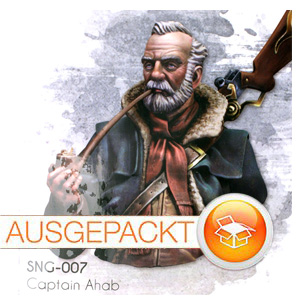 SNG-007 Captain Ahab Scale 75
