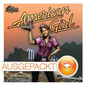 American Girl - Dolman Miniatures (9014)