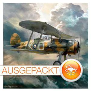 Gloster Gladiator MK.I - ein Klassiker in 1:32 von ICM