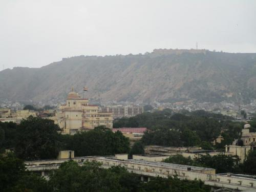 View from Hawa Majal