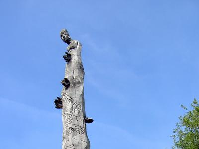 standbeeldboom