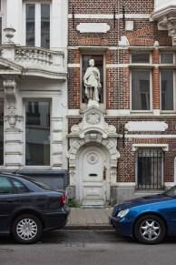 Eerste prijs meest belachelijke voordeur van Antwerpen