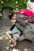 Anna opgevreten door een nijlpaard