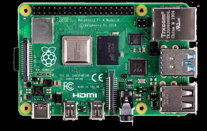 Výběr Raspberry Pi