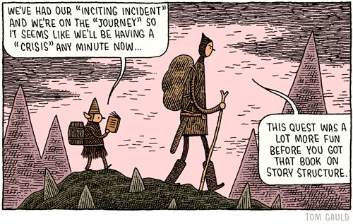 story-structure-cartoon