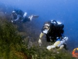 CCR Rebreather Diving Carriacou