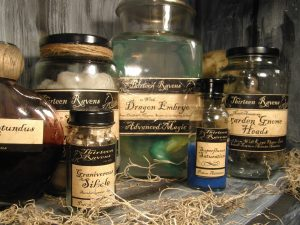 Potion-labels-Set-Two - Arnauerta