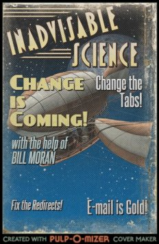 Pulp Cover - Change!