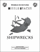 Little Spaces: Shipwrecks cover