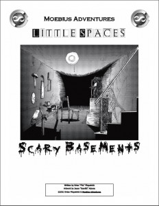 Little Spaces: Scary Basements