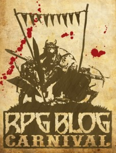 RPG Blog Carnival Logo