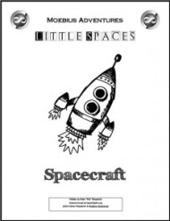 Little Spaces: Spacecraft cover