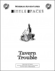 Little Spaces: Tavern Trouble cover