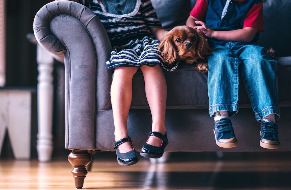 Co-Living With Kids