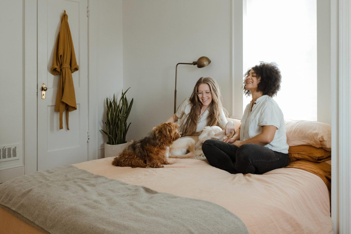 Roommates, Pets, Dogs