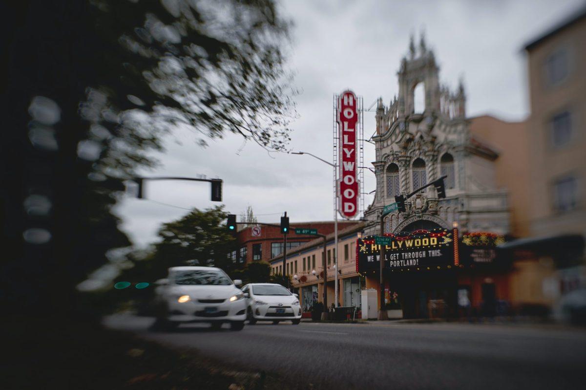 LA, Movies