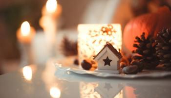Christmas decoration for the holiday season