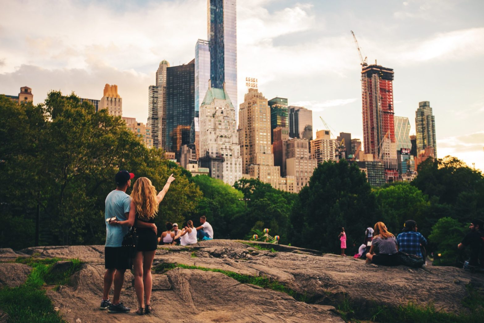 there are so many things to do in the abundant outdoors of NYC -- here's roomi's guide to the outdoors od New York