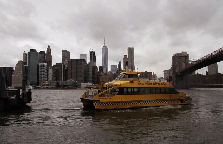 ferrys in NYC