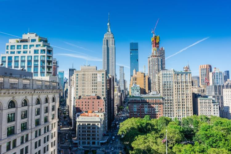 Manhattan neighborhood in NYC