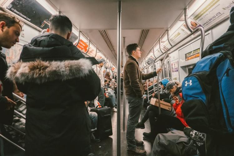 metro in NYC