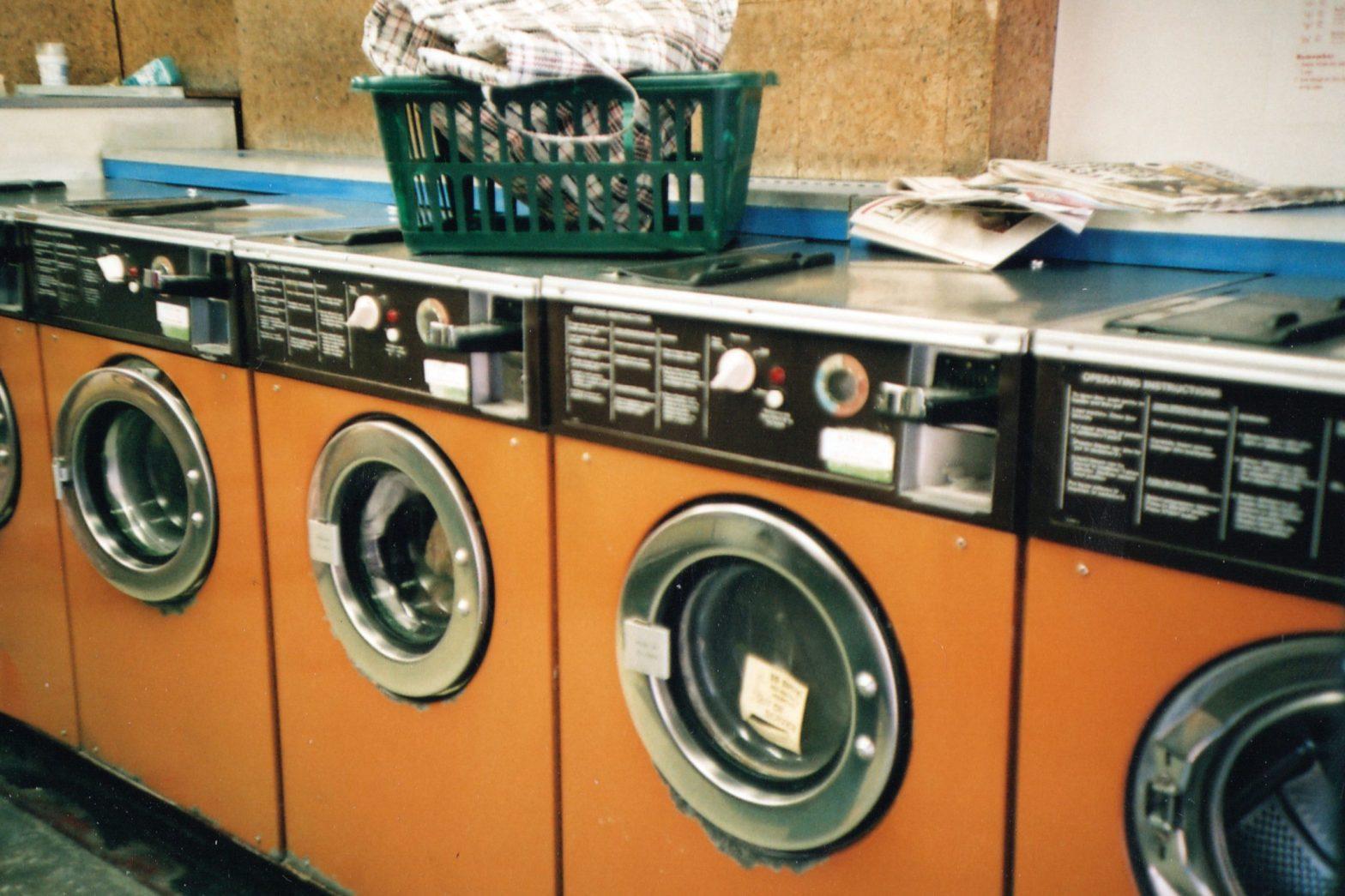 laundry rooms etiquettes
