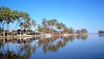playas para acampar en México
