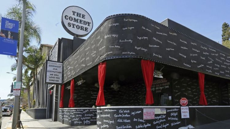 Comedy store-West Hollywood