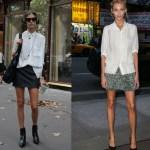 Le cas de la Chemise blanche